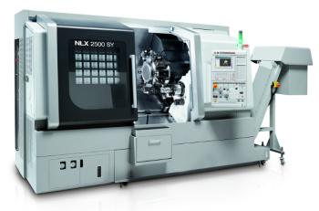 Mori Seiki NLX 2500Y/700