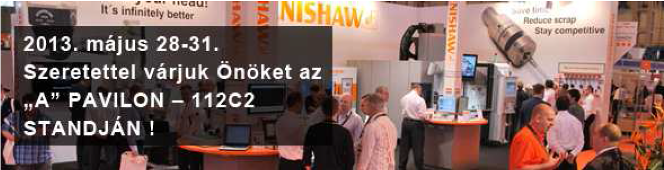 Renishaw Mach-Tech 2013