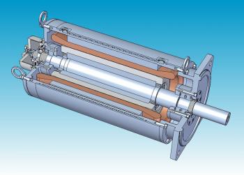AiS típusú NCT aszinkronmotor