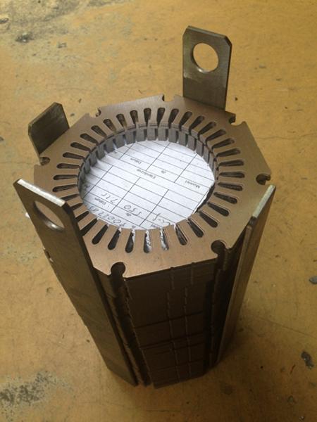 NCT szervo motors gyártás