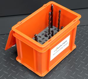 A rugalmas és gyors szállítás kulcsa a Red Box system.