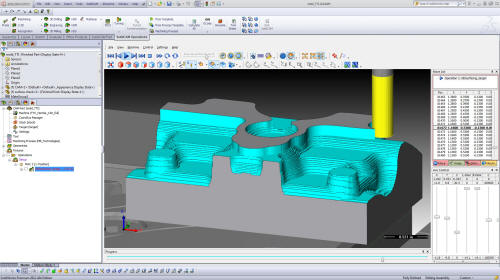 SolidCAM 2013 iMachining 3D