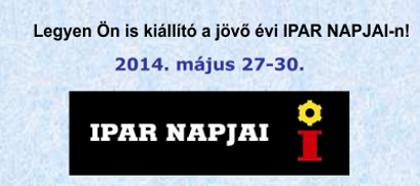 IPAR NAPJAI2014