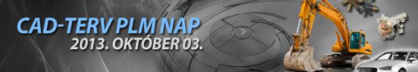 CAD-Terv PLM nap 2013
