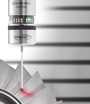 Turbinalapátok ellenőrzése SPRINT mérőrendszerrel