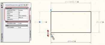 AutoCAD LT tervdokumentáció