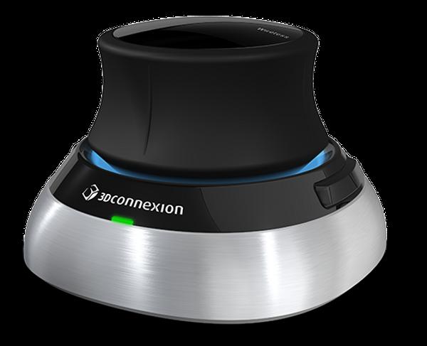 A 3DConnexion SpaceMouse Wireless a világ első vezeték nélküli 3D pozicionáló egere