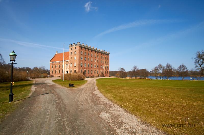 A kastély, ahol nem jártunk sikerrel az ebédet illetően