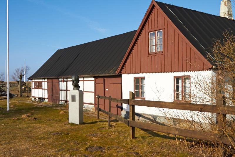 Dag Hammarskjöld egykori ENSZ-főtitkár háza