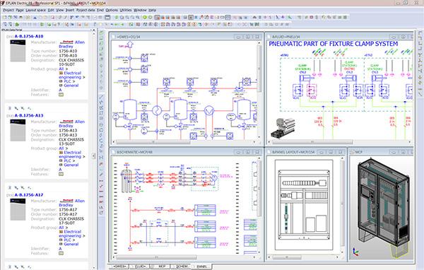 Az EPLAN Platform minden terméke bekerült a Rockwell Automation Encompass termék referencia programjába.