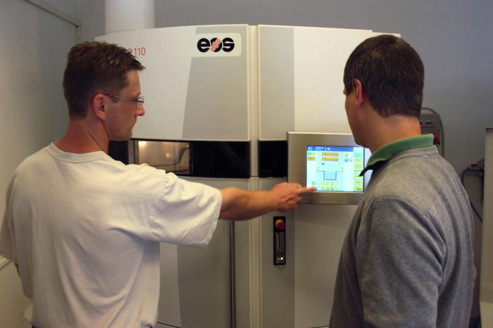 2013-ban üzembe állt az EOS Formiga P110 tip. berendezése