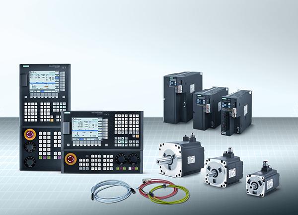 Siemens 808D Advanced belépő kategóriás szerszámgépekhez