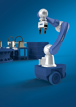 For many years, SCHUNK performs pioneering work in developing components for the gripping system.