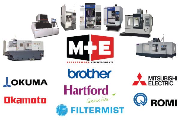 M+E Szerszámgép Kereskedelmi Kft.