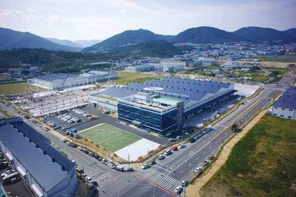 Samsung gyár