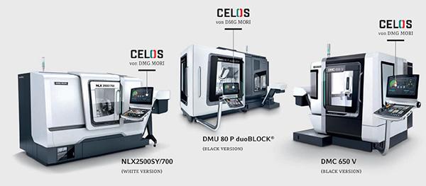 DMG MORI szerszámgépek új formatervvel