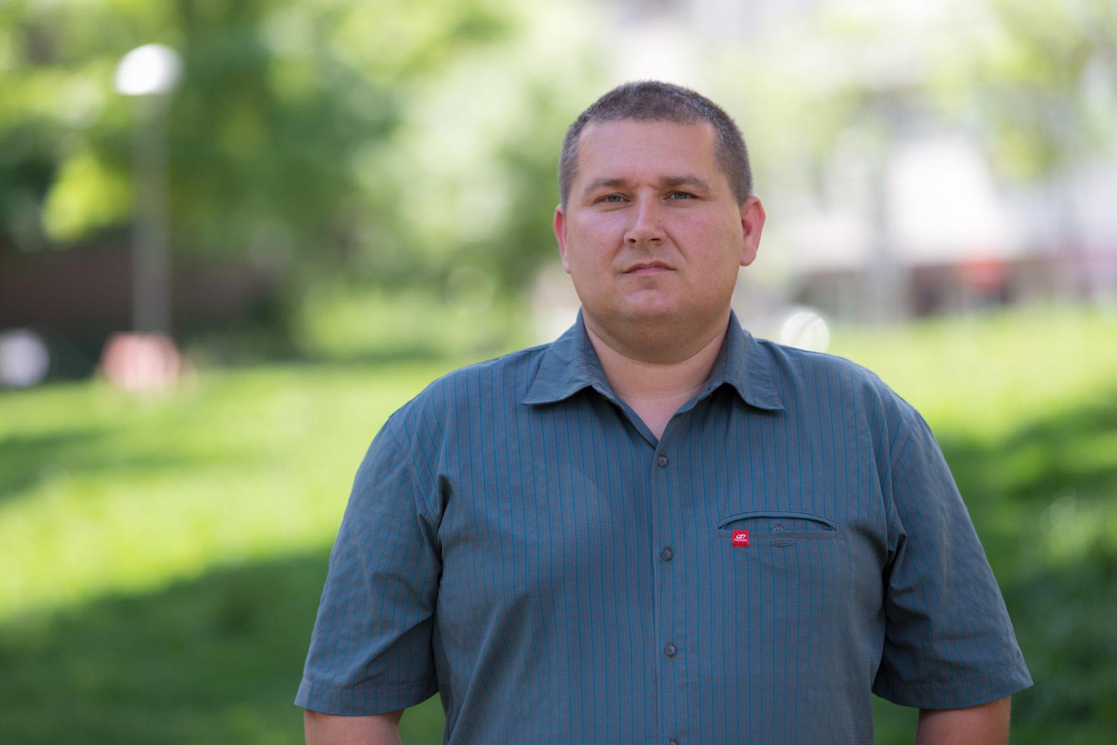Vecseri Gábor, a Smart-Energy Kft. ügyvezetője
