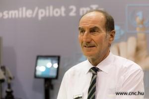 Wolfgang Huemer, a Zoller Ausztria ügyvezetője
