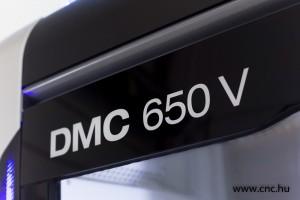 DMG MORI - DMC 650 V