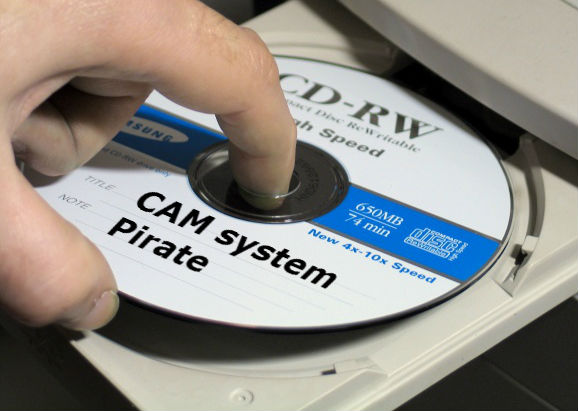 CAM-pirate