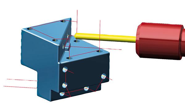 Az új fúró modullal könnyebb és biztonságosabb a fúrás