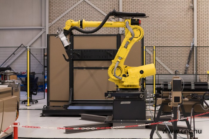 Komplett automatizálás és kulcsrakész megoldások a Dynobend-től