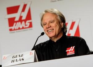 GeneHaas, Haas F1 csapat elnöke a F1konferencián
