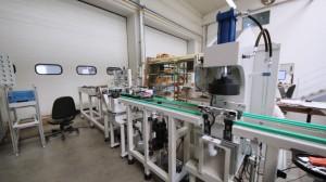 Komplex gyártósor a Delta-Tech Kft tervezésében