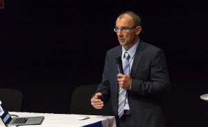 Sallay Péter, GraphIT Kft. ügyvezetője bemutatja az újonnan bevezetett Quality Management megoldást