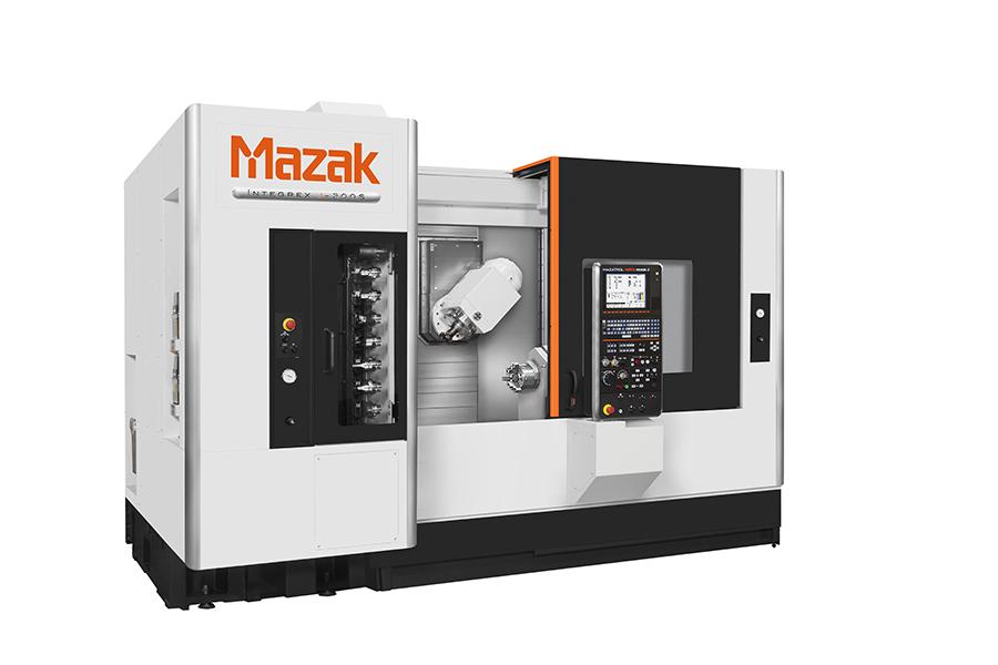 Mazak INTEGREX j-200S