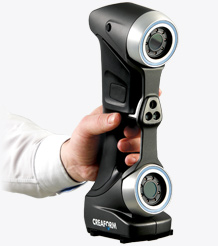 PORTABLE 3D SCANNERS: HANDYSCAN 3D