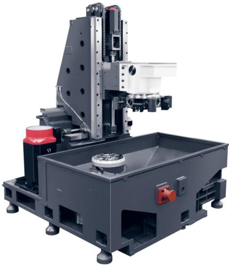 Függőleges CNC eszterga központ