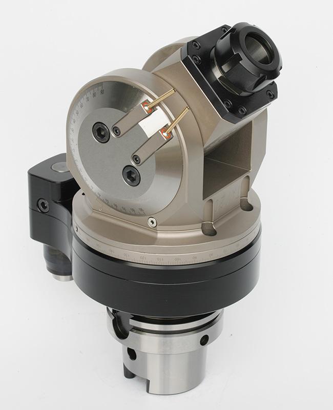 TAV20P állítható szögfej a rugalmas gyártás szolgálatában