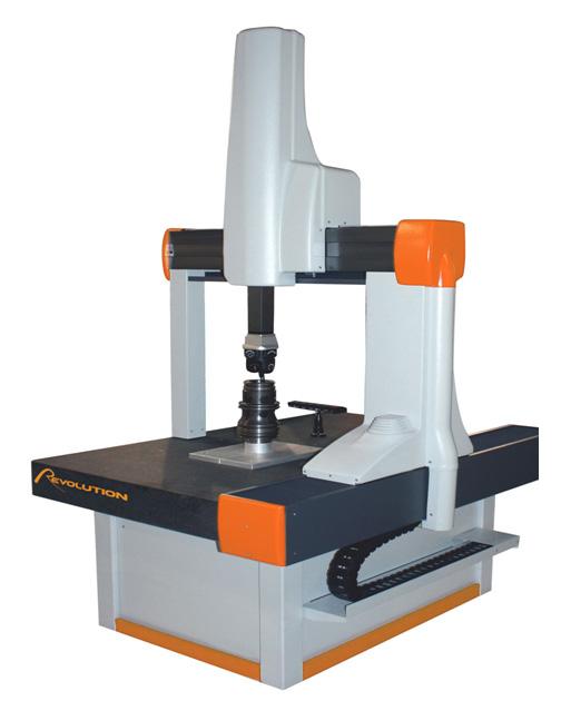 Portálos kialakítású mérőgép