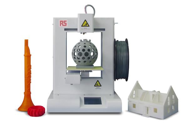 RS IdeaWerk 3D printer