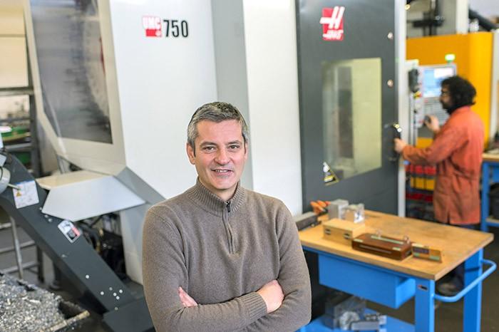 Massimo Capecchi és testvére, Andrea a cég társtulajdonosai, melyet apjuk 1962-ben alapított.