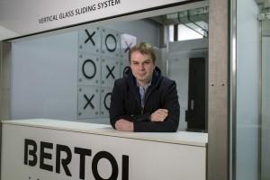 Danijel Bertol 2003-ban vette át a családi Bertol cég irányítását