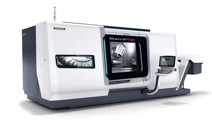 EMO világpremier - CTX gamma 1250 TC második generáció