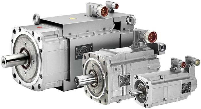 Szervo motorok, beépített forgó jeladókkal