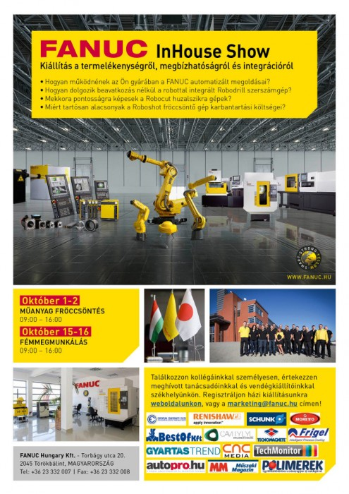 FANUC_InHouse show_invitation_cikk