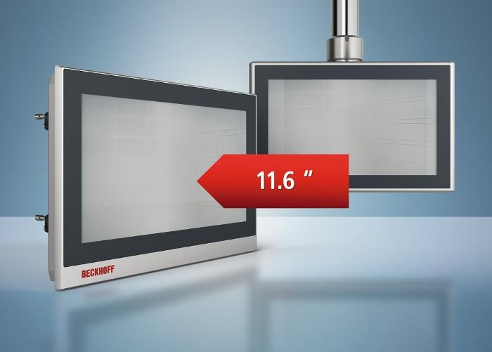 A CP2xxx és CP3xxx többérintős panelsorozat most már a nagy, 1366 x 768 pixeles felbontású, 11,6 collos kivitelű, beépíthető és kompakt eszközöket is magában foglalja.