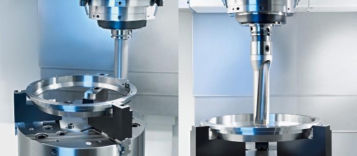 A VMC MT sorozatnál a legkülönfélébb technológiákkal történő komplett megmunkálás áll az előtérben. A gépekhez különféle, akár 80 szerszámhelyes szerszámtárak állnak rendelkezésre. A választékot különféle orsóváltozatok egészítik ki. Ezáltal a VMC MT sorozat univerzális megoldás a legkülönfélébb munkadarabokhoz.