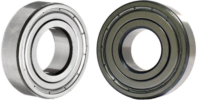 Az egyik csapágy egy belépő/felső kategóriás CNC gép C1-es pontossági osztályú golyósorsólyához építhető be, a másik egy mosógépbe. Melyik-melyik?