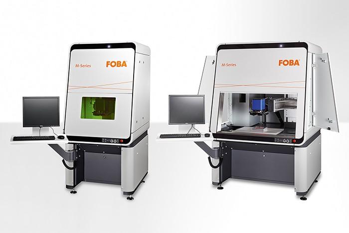 FOBA M2000 és M3000 lézeres jelölőgép © FOBA Laser Marking + Engraving (ALLTEC GmbH)