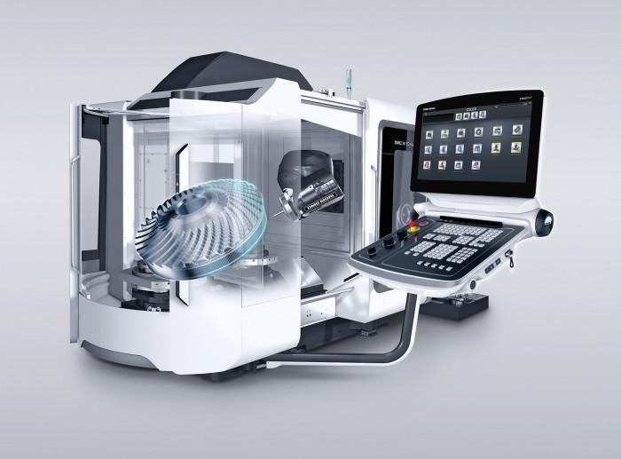 Az alkalmazás alapú CELOS® rendszer kulcsfontosságú építőelem a DMG MORI ügyfélközpontú digitalizálási stratégiájában.