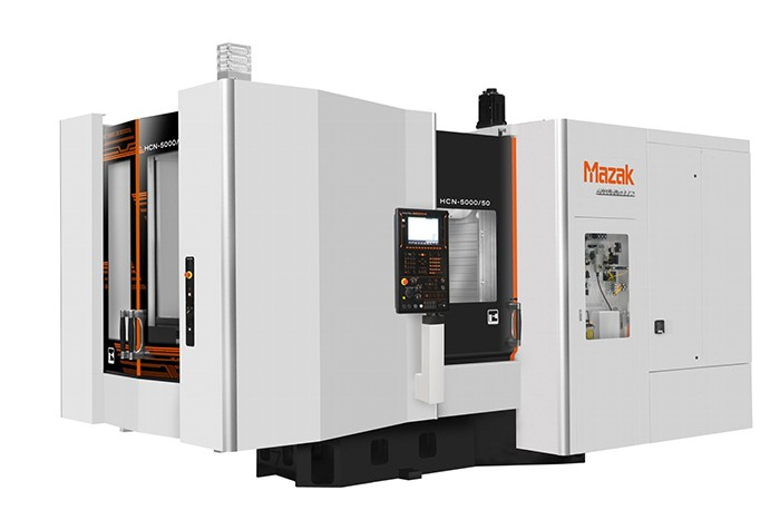 Mazak Horizontal Center Nexus 5000