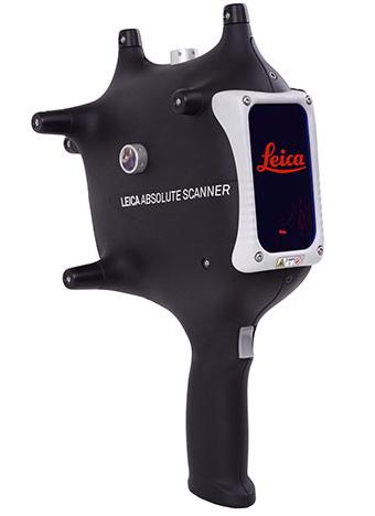 Leica Absolute Scanner LAS-20-8