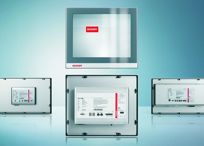 A CP27xx panel-PC-sorozatnak köszönhetően a többérintős funkcionalitás valamint a nagy számítási teljesítmény ventilátormentes, beépíthető eszközben áll rendelkezésre.