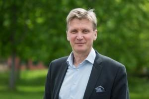 Olavi Huhtala, a SSAB Europe ügyvezető alelnöke