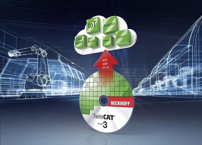 Sokrétű, folyamatciklussal összehangolt adatrögzítés révén az új TwinCAT Analytics eszköztár a gépekkel és a gyártással kapcsolatos információk gördülékeny elemzését teszi lehetővé, közvetlen összeköttetés és utólagos feldolgozás esetén egyaránt.
